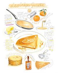 cuisine illustration lucile prache illustrations pour l agence virginie virginie