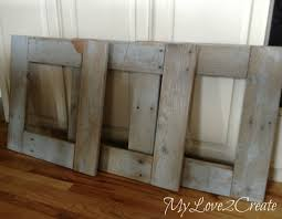 Home And Decor Stores Old Deck Wood Laundry Crate My Love 2 Create