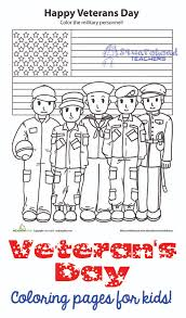 veteran u0027s day coloring pages u0026 activities for kids