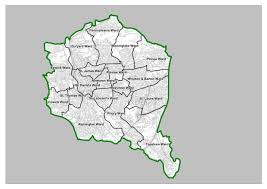 Exeter England Map by Have Your Say On New Council Boundaries The Exeter Daily
