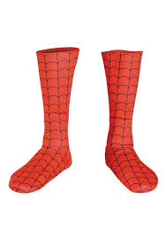 halloween costume spiderman kids spiderman boot covers halloween costumes
