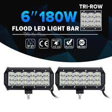 6 inch light bar 6 led light bar ebay