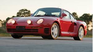 porsche 959 rally car porsche 959 u0027vorserie u0027 preproduction car to go across the block