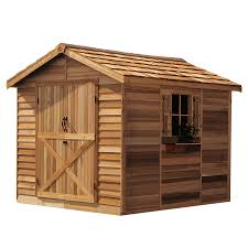Potting Sheds Plans Cedarshed Common 8 Ft X 16 Ft Interior Dimensions 733 Click To