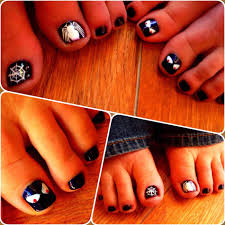 halloween pedicure designs rajawali racing