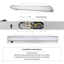 hard wired under cabinet lighting cabinet led hardwire under cabinet lighting led light design