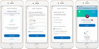 join friends and family for a purchase with paypal s new
