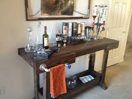 console tables ana white console table rustic x sofa diy