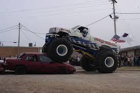 show monster truck pictures of tonka truck grave digger get er done gun slinger