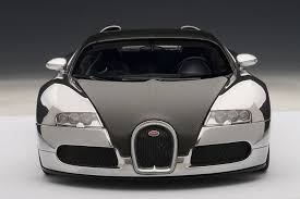 yellow and silver bugatti amazon com autoart 1 18 bugatti veyron pur sang black aluminum