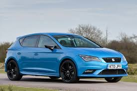 seat leon hatchback review parkers