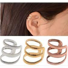 cuff piercing pierced ear cuff ebay