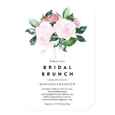 bridesmaid luncheon invitation wording bridesmaids luncheon invitations 9256 and front bridal dinner