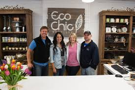 Joanna Gaines Magazine Eco Chic Design Conference With Chip U0026 Joanna Gaines