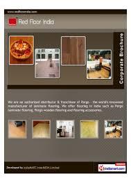 Laminate Flooring India Red Floor India New Delhi Pergo Laminated Wooden Flooring