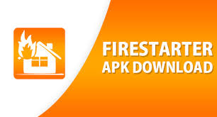 dawnload apk firestarter apk for android and pc firestarter app