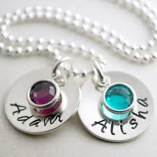 custom name jewelry buy made custom name necklace sted sterling silver