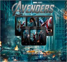 the avengers wallpaper pack by designsbytopher on deviantart
