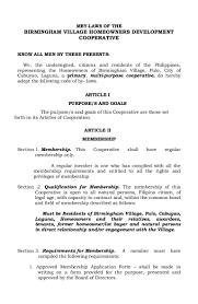 amendment to bylaws template eliolera com