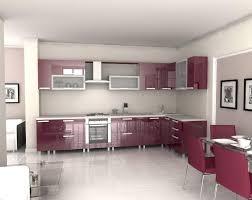 Home Interior Design Kitchen With Design Inspiration  Fujizaki - Kitchen and home interiors