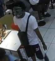 cctv still of clements on the day of the offences metropolitan