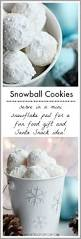 snowball cookies recipe christmas gift ideas snowball and