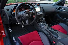 Nissan 370z Interior 2015 Nissan 370z Nismo Dashboard