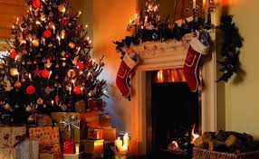 presents tag wallpapers christmas lanterns porch candles light houses christmas tree presents gifts candles fireplace kingdom house interior architecture photo for hd 16