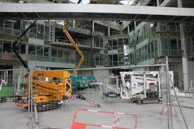 siege adp a l intérieur du chantier du futur siège du groupe adp roissy mail