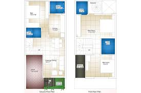 row house plans shivansh paradise sm global group