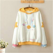 planet clothing universal planet sweater sd01122 kawaii