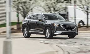 mazda motor cars 2018 mazda cx 9 in depth model review car and driver