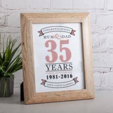 35th wedding anniversary gifts coral gifts for 35th wedding anniversary new coral 35th wedding