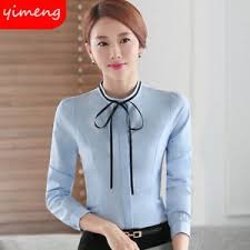 business blouses 2018 ol career business shirt formal blouses office