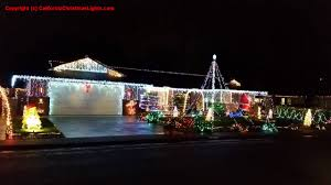best christmas lights and holiday displays in redding shasta county