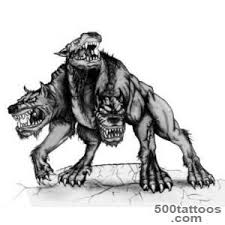 cerberus tattoo designs ideas meanings images