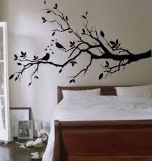 online get cheap wall stencil kitchen aliexpress com alibaba group birds on a branch tree birds giant wall sticker vinyl art decal window door kitchen stencil
