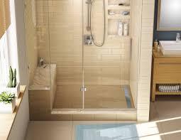 Bathroom Benches Base U0027n Bench U2013 Redi Trench Shower Pan U0026 Bench Kits