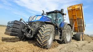 new new holland t7 315 blue power heavy duty youtube