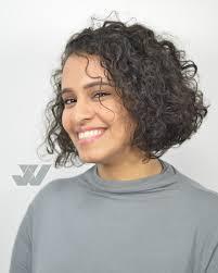 bob haircut for curly hair curly hair jesse wyatt hairstylist