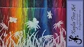 learn making crayons or wax color painting modern art youtube