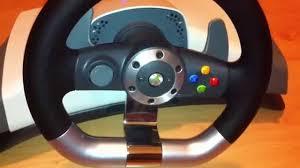 xbox 360 steering wheel microsoft wireless xbox 360 racing wheel