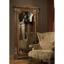 Aico Furniture Clearance Michael Amini Villa Valencia Accent Wall Storage Mirror By Aico