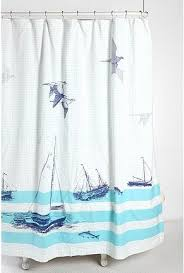 Nautical Bathroom Curtains Bathrooms Shower Curtains Nautical Home Decor Pinterest