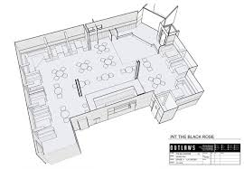 Set Design Floor Plan Production Design Of U201ctrue Detective U201d U2013 Interview With Alex