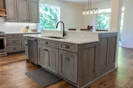 images of grey kitchen cabinets how to figure out your average cost of kitchen cabinets