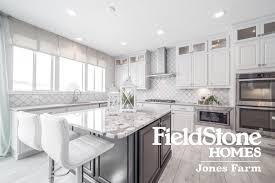 jones farm grand opening fieldstone homes utah home builder