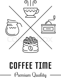 Guy Flipping Table Meme - vector logo coffee with cup bag beans milk and coffee grinder