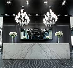 Marble Reception Desk Salon Reception Desk Ideas For A Winning Welcome Hji
