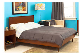 bedroom mid century modern bedroom set compact slate alarm